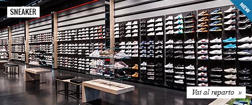 Scopri le novità sneaker dei migliori brand per uomo, donna e bambino