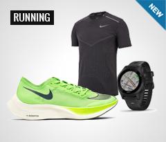 Nuove collezioni Running