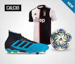 Nuove collezioni Calcio