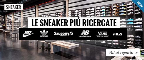 Novità sneakers, scegli tra i modelli più ricercati di stagione!