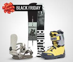 Black Friday Days Snowboard