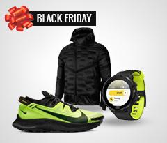 Black Friday Days Running