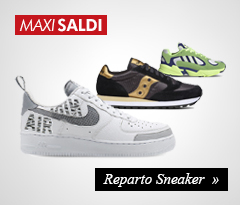 Maxi Saldi Sneaker