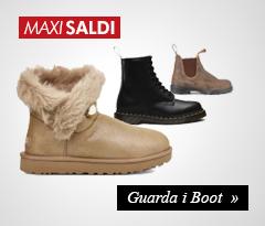 Maxi Saldi Boot