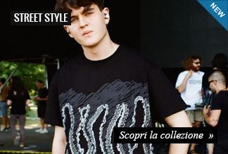 Street Style Moda Uomo