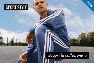 Sport Style Moda Uomo