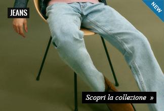 Jeans Moda Uomo