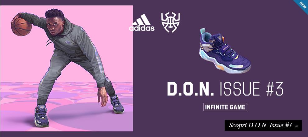 Adidas D.O.N. Issue #3