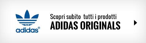 Scopri subito tutti i prodotti Adidas Originals