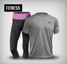 Abbigliamento tecnico fitness
