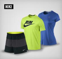 Abbigliamento tecnico running Nike