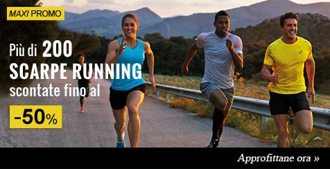 Visita il reparto running