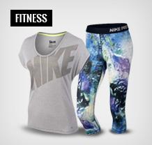 Abbigliamento tecnico fitness Nike