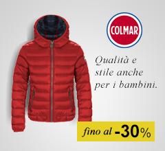 Maxi Saldi giacconi Colmar Originals