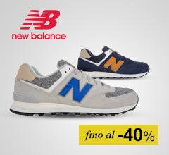 Maxi Saldi sneaker New Balance