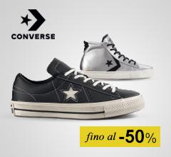 Maxi Saldi sneaker Converse