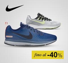 Maxi Saldi scarpe running Nike