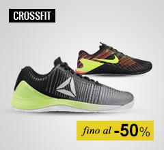 Maxi Saldi scarpe Crossfit