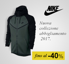 Maxi Saldi collezione Nike