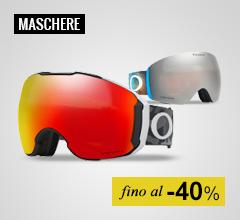 Maxi Saldi Maschere sci e snowboard
