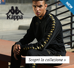 Nuova collezione abbigliamento Kappa