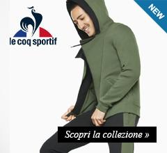 Nuova collezione abbigliamento Le Coq Sportif