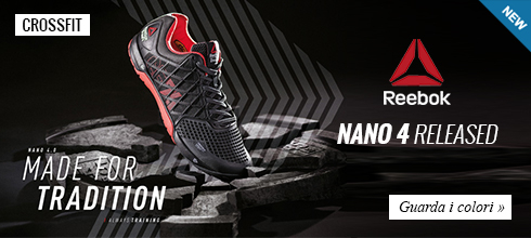 Nuova Reebok Nano 4 Released