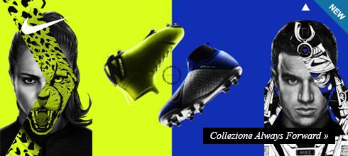 Nuova collezione scarpe calcio nike Always Forward