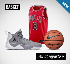 Novità Basket 2018