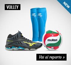 Novità Volley 2018