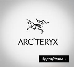 extra sconto -20% arcteryx