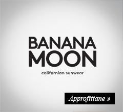 extra sconto -20% banana moon