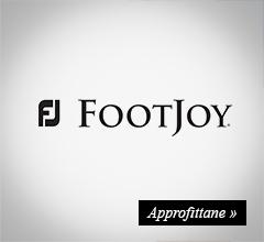 extra sconto -20% footjoy