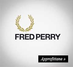 extra sconto -20% fred perry