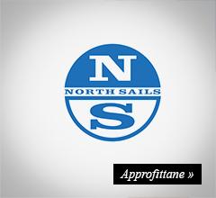 extra sconto -20% north sails