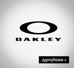 extra sconto -20% oakley
