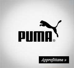 extra sconto -20% puma