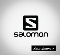 extra sconto -20% salomon