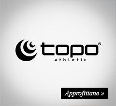 extra sconto -20% topo athletic