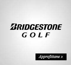 Extra Sconto -20% su Bridgestone Golf