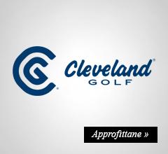 Extra Sconto -20% su cleveland golf