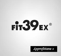 Extra Sconto -20% su fit39