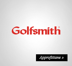 Extra Sconto -20% su golfsmith