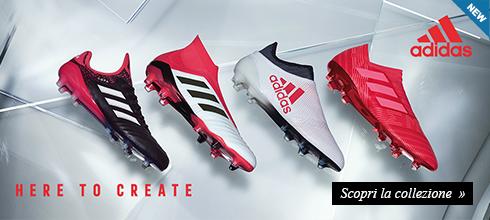 Novità scarpe calcio Adidas