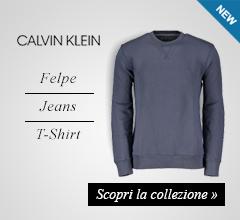 Nuova collezione Calvin Klein Uomo 2018