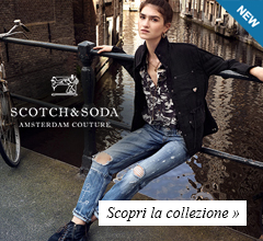 Nuova collezione Scotch&Soda 2018