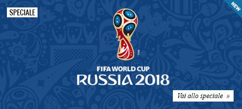 Speciale Mondiali Russia 2018