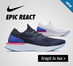 Scarpe running Nike Epic React