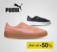 Maxi Saldi sneaker Puma