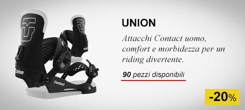 Attacchi Union Contact